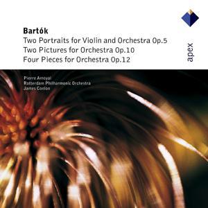 Bartók : Orchestral Works  -  Apex