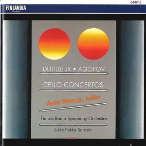 Dutilleux / Agopov : Cello Concertos