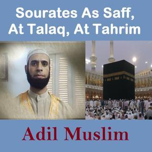 Sourates As Saff, At Talaq, At Tahrim