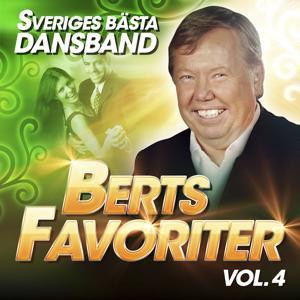 Sveriges Bästa Dansband - Berts Favoriter Vol. 4
