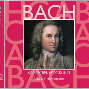 Bach, JS : Sacred Cantatas BWV Nos 35 & 36