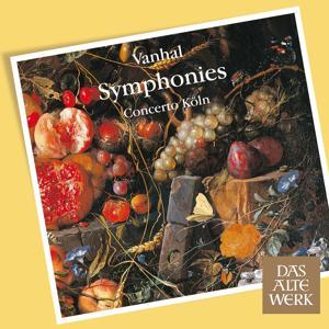 Vanhal : 5 Symphonies (DAW 50)