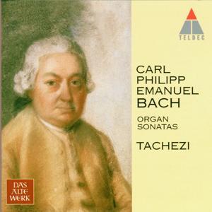 Bach, CPE : Organ Sonatas