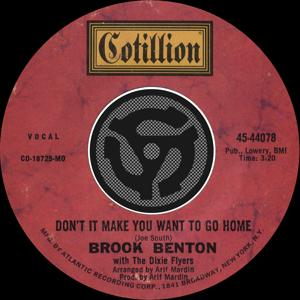 Don't It Make You Want To Go Home / I've Gotta Be Me [Digital 45]