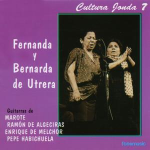 Cultura Jonda VII. Fernanda y Bernarda de Utrera