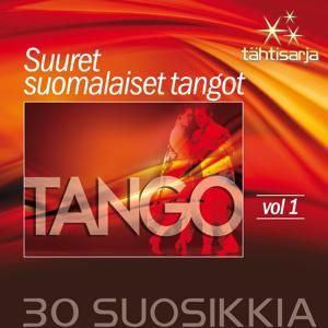 Tähtisarja - 30 Suosikkia / Suuret suomalaiset tangot vol. 1