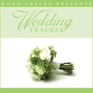 Wedding Tracks - This Is The Day - as made popular by Scott Wesley Brown [Performance Track]