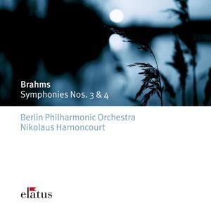 Brahms : Symphonies Nos 3 & 4  -  Elatus