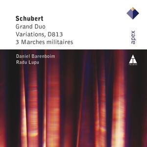Schubert : Grand Duo, Variations D813, Marches militaires - piano duet
