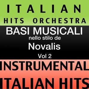 Basi musicale nello stilo dei novalis (instrumental karaoke tracks) Vol. 2