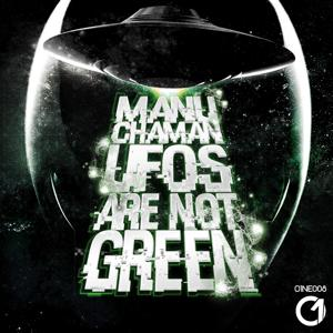 UFOs Are Not Green