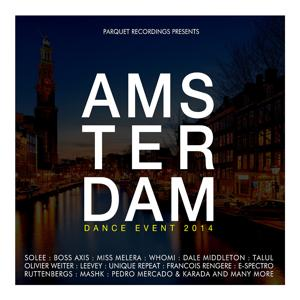 Amsterdam Dance Event 2014 - Pres. By Parquet Recordings