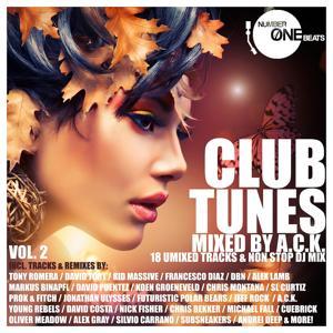 NumberOneBeats Club Tunes, Vol. 2 - (Mixed By A.C.K.) 18 Unmixed Tracks & Non Stop DJ Mix