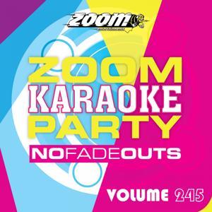Zoom Karaoke Party,  Vol. 245