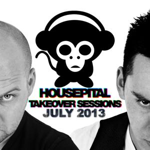 Housepital Takeover Sessions July 2013