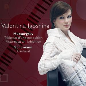 Mussorgsky : Pictures & Schumann : Carnaval