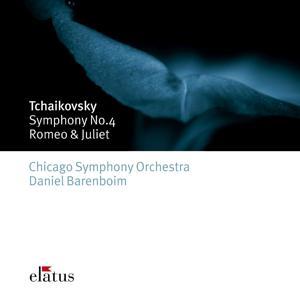 Tchaikovsky : Symphony No.4 & Romeo and Juliet Overture