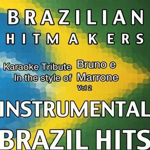 Playback ao Estilo de Bruno e Marrone (Instrumental Karaoke Tracks) Vol. 2