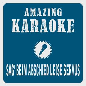Sag' beim Abschied leise Servus (Karaoke Version) (Originally Performed By Peter Alexander)