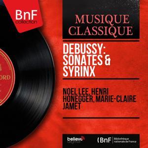 Debussy: Sonates & Syrinx (Mono Version)