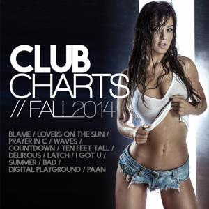 Club Charts Fall 2014