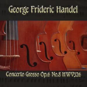George Frideric Handel: Concerto Grosso, Op. 6 No. 8, HWV 326 (Midi Version)