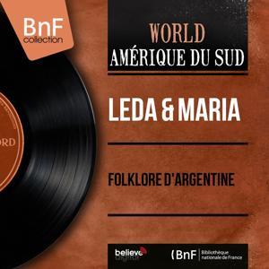 Folklore d'Argentine (Mono version)