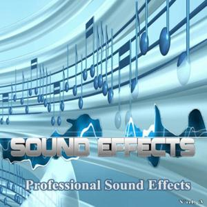 Professional Sound Effects, Vol. 3
