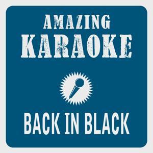 Back in Black (Karaoke Version) (Originally Performed By AC/DC)
