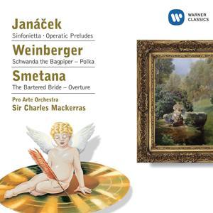 Janacek - Weinberger - Smetana