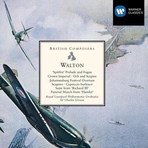 Walton: Spitfire Prelude & Fugue etc