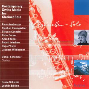 Contemporary Swiss Music for Clarinet Solo