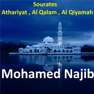 Sourates Athariyat, Al Qalam, Al Qiyamah (Quran)