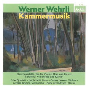 Werner Wehrli: Kammermusik