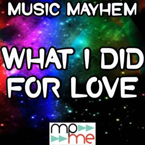 What I Did for Love - Tribute to David Guetta and Emeli Sande
