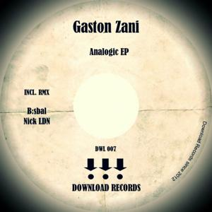 Gaston Zani-Analogic EP