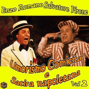 Umorismo comicità e satira napoletana, Vol. 2