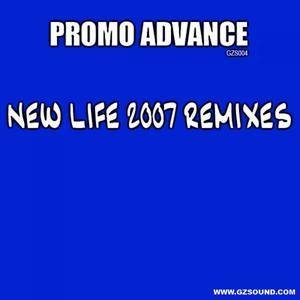 New Life Remixes (Promo Advance)