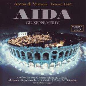 Aida Guiseppe Verdi Cd1