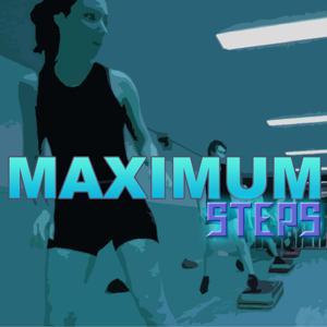Maximum Steps Megamix  (Fitness, Cardio & Aerobics Sessions)