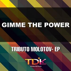 Gimme The Power (Karaoke Version) [In The Style Of Molotov]