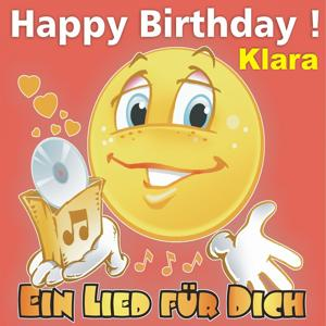 Happy Birthday! Zum Geburtstag: Klara