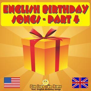English Birthday Songs - Part 4