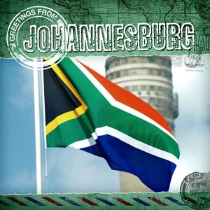 Greetings from Johannesburg