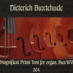 Dieterich Buxtehude: Magnificat Primi Toni for organ, BuxWV 204