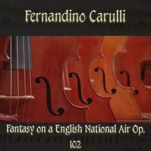 Fernandino Carulli: Fantasy on a English National Air, Op. 102