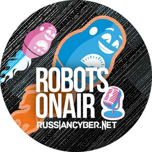 Russian Cybernetics - Robots On Air! Vol. 2