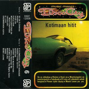 Disco City 6 - Kotimaan Hitit
