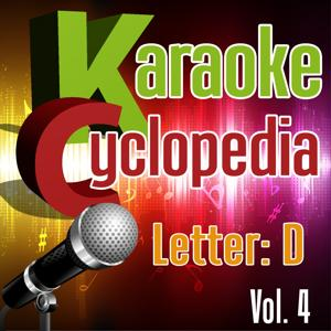 Karaoke Cyclopedia: Letter D, Vol. 4