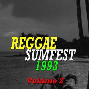 Reggae Sumfest 1993, Vol. 2